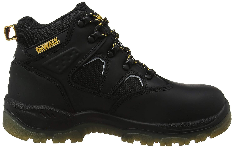 DeWalt Challenger 3 Chaussures de Sécurité Sympatex Noir Imperméable