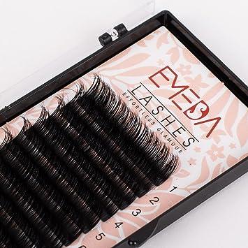 4bde4b5e207 100% Real Mink 3D Mink Eyelash Extension Individual Lashes C Curl 8-14mm  Mixed