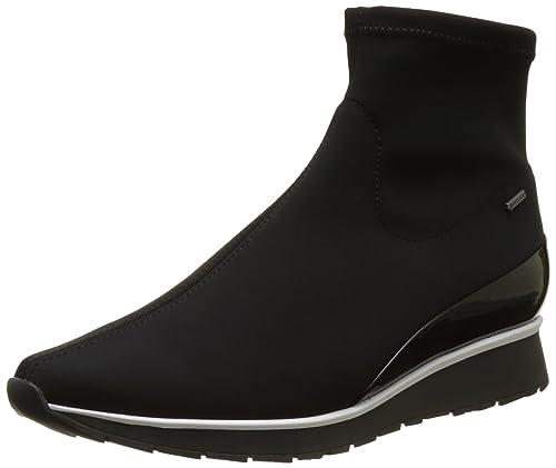 Högl 4-10 3708 0100, Botas Slouch para Mujer: Amazon.es: Zapatos y complementos