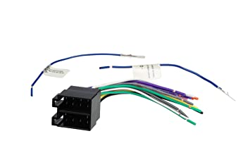 Scosche Wiring Harness Rear Speakers - Owner Manual & Wiring Diagram