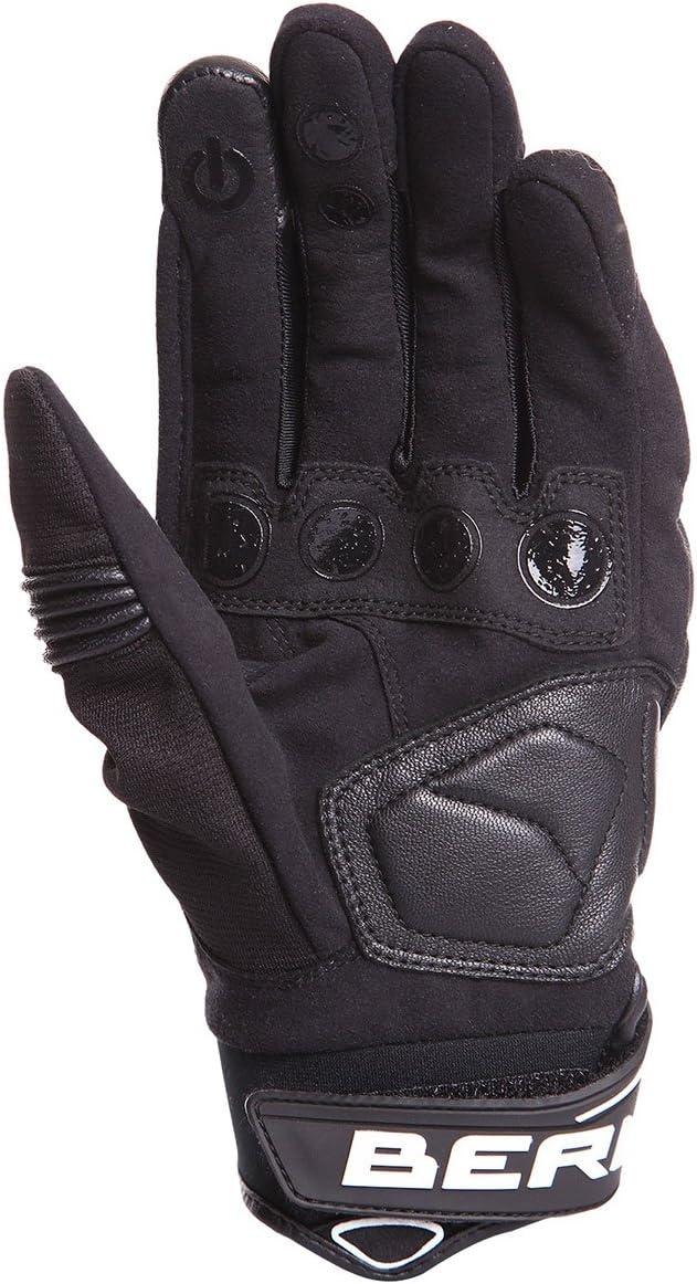 Bering paire de gants moto Dereck noir Taille 11