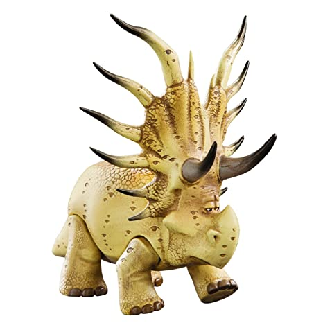 amazon com the good dinosaur forrest woodbush feature action figure