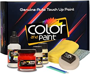 Color and Paint Compatible with/Dodge Caravan/Candy Apple RED MET Tinted - PH2 / Touch UP Paint System for Paint Chips and Scratches/Plus Care