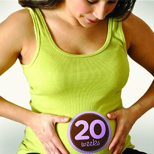 Collant ventres maternité autocollants pour hebdomadaire Baby Bump photos-Oh Sew prêt nouveau