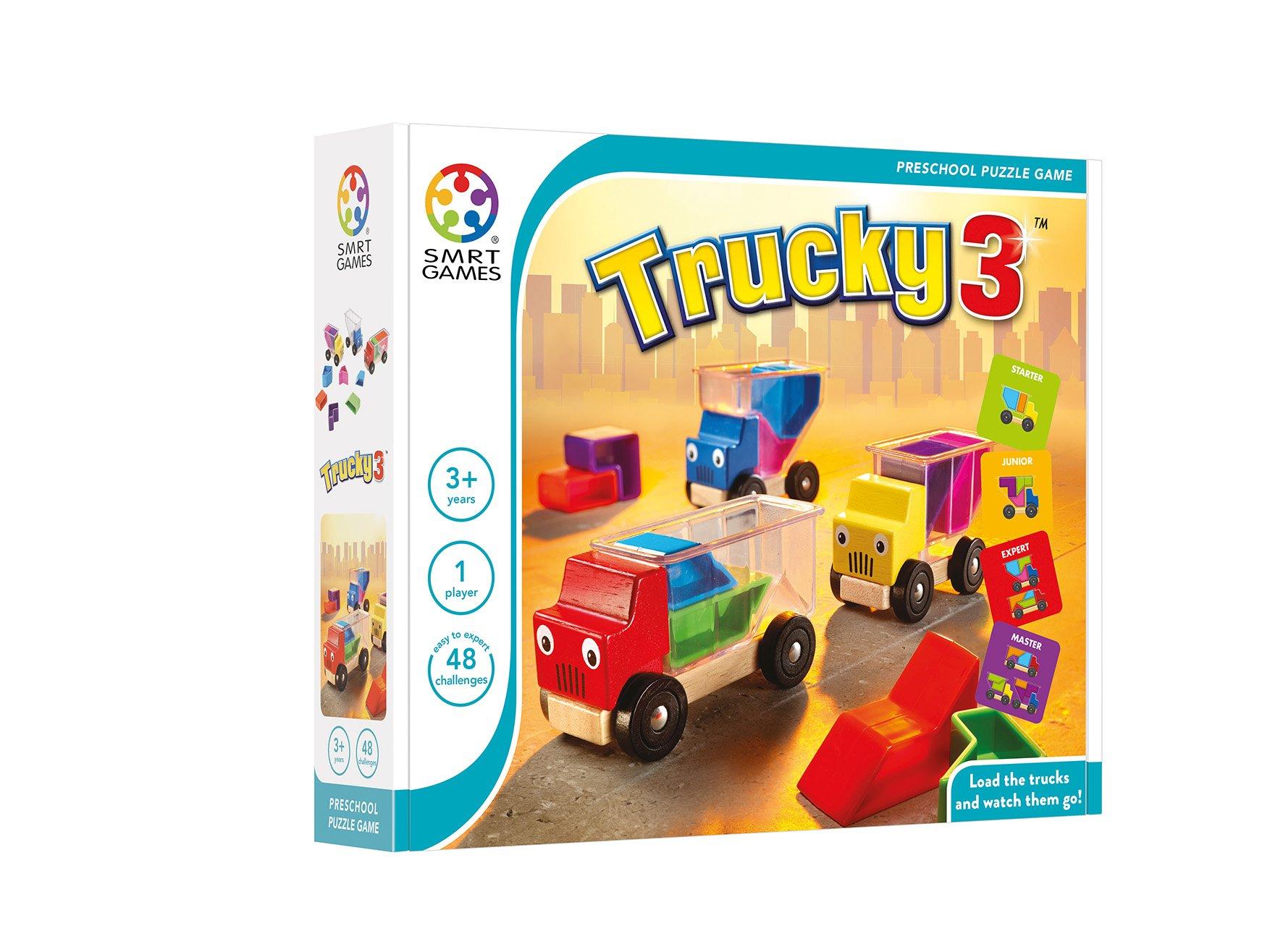[해외]SMRT Games 트럭 키 3 퍼즐 Trucky 3 SG035JP 정품 / SMRT Games trucky 3 Puzzle trucky 3 SG035JP Genuine