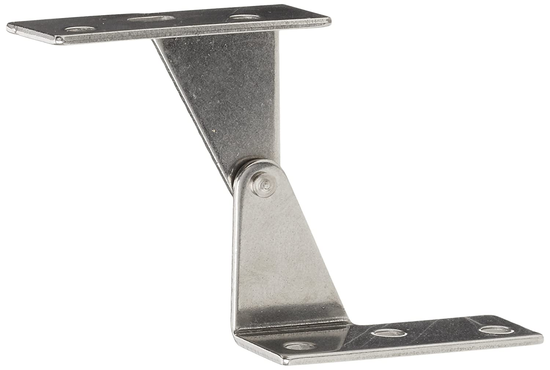 18mm Door Thickness Sugatsune WP-3L/&R 2 Piece Stainless Steel 430 Overlay Pivot Door Hinge Set