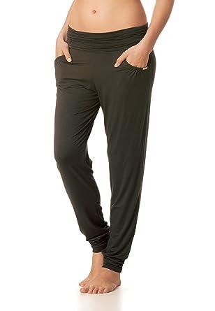 088049b3edbd Mey Loungewear Lounge Damen Yoga Pants 16446  Mey Women  Amazon.de   Bekleidung