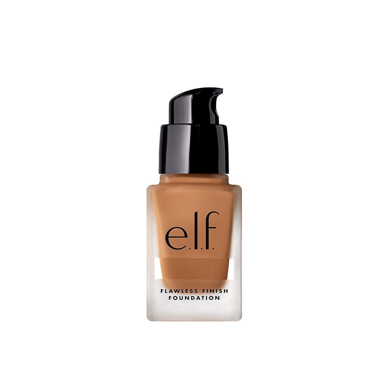 e.l.f. Flawless Finish Foundation, Lightweight Oil-Free, Tan, 0.68 fl. oz