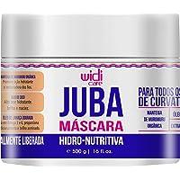 Juba Máscara Hidro-Nutritiva - Widi Care, Widi Care, Branco, Médio