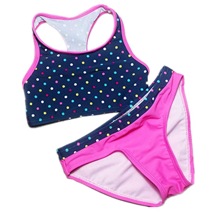 0d715e5579 Image Unavailable. Image not available for. Color: Girls Bathing Suits ...