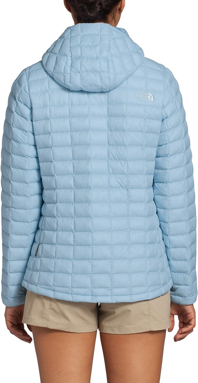 The North Face Thermoball Eco - Felpa con cappuccio da donna Angel Falls blu opaco