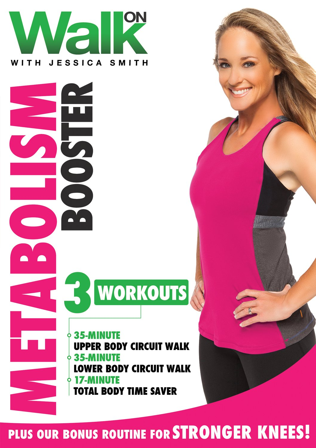 Walk On Metabolism Booster With Jessica Smith At 15minute Circuit Beginner Lower Body Workout Home Strength Training For Women Intermediate Level Movies