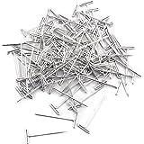 Hobbico Steel T-Pins 1-inch (100-Piece)