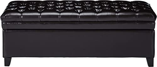 Black Italian Leather Sofa and Chair Set – This Living Room Furniture Set Is Elegant and Modern. This Sofas Leather Is Durable Not Found in a Furniture Store. Get This Contemporary, Modern Couch