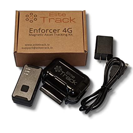 Amazon.com: EliteTrack Enforcer 4G - GPS Tracker Magnetic ...