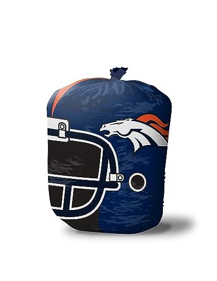 c93e5e766b8 Image Unavailable. Image not available for. Color  Fabrique Innovations NFL  Denver Broncos Stuff-A-Helmet ...