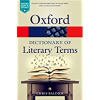 The Oxford Dictionary of Literary Terms (Oxford Quick Reference)
