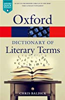 The Oxford Dictionary Of Literary Terms (Oxford