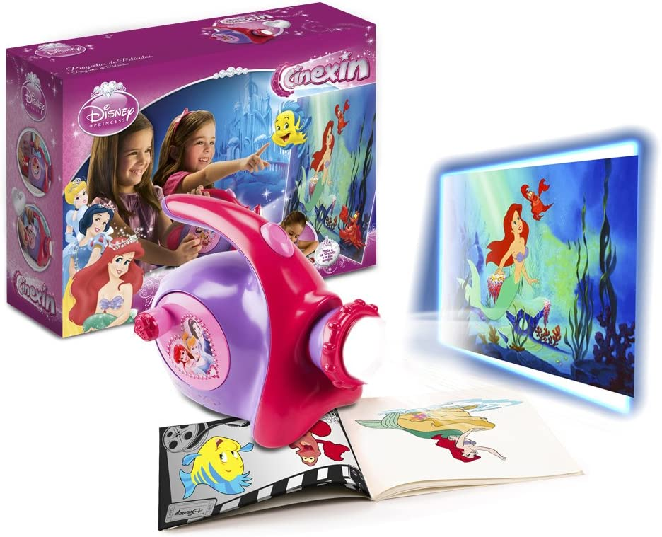 Amazon.es: Giro CX0802 Disney Cinexin - Proyector de Princesas ...