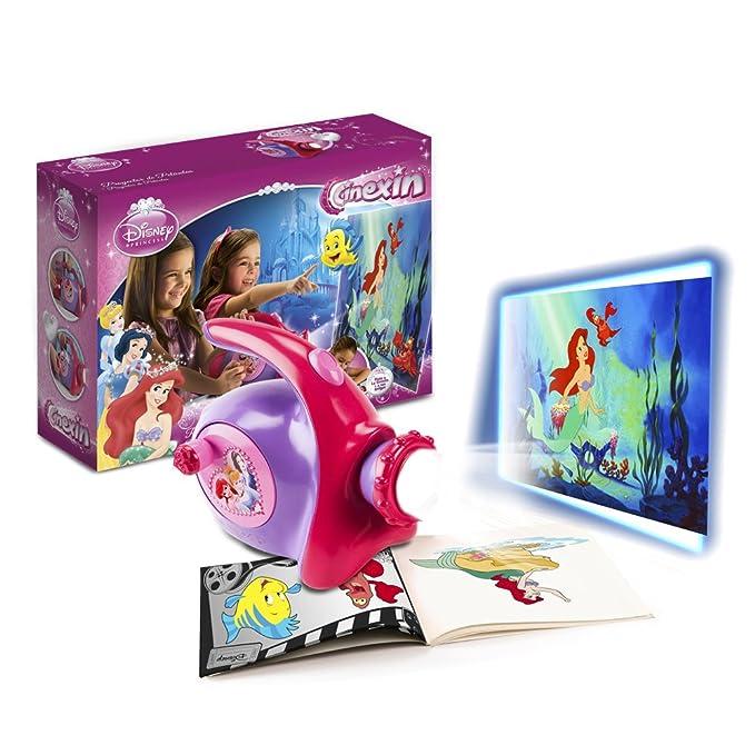 Giro CX0802 Disney Cinexin - Proyector de Princesas Disney (Pila(s) AA)