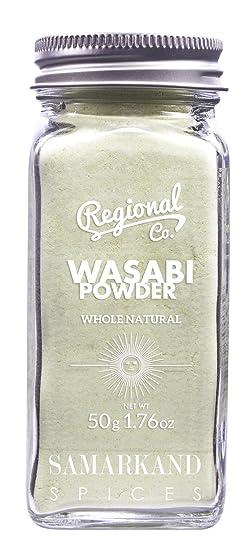 Wasabi en Polvo 50 Gramos