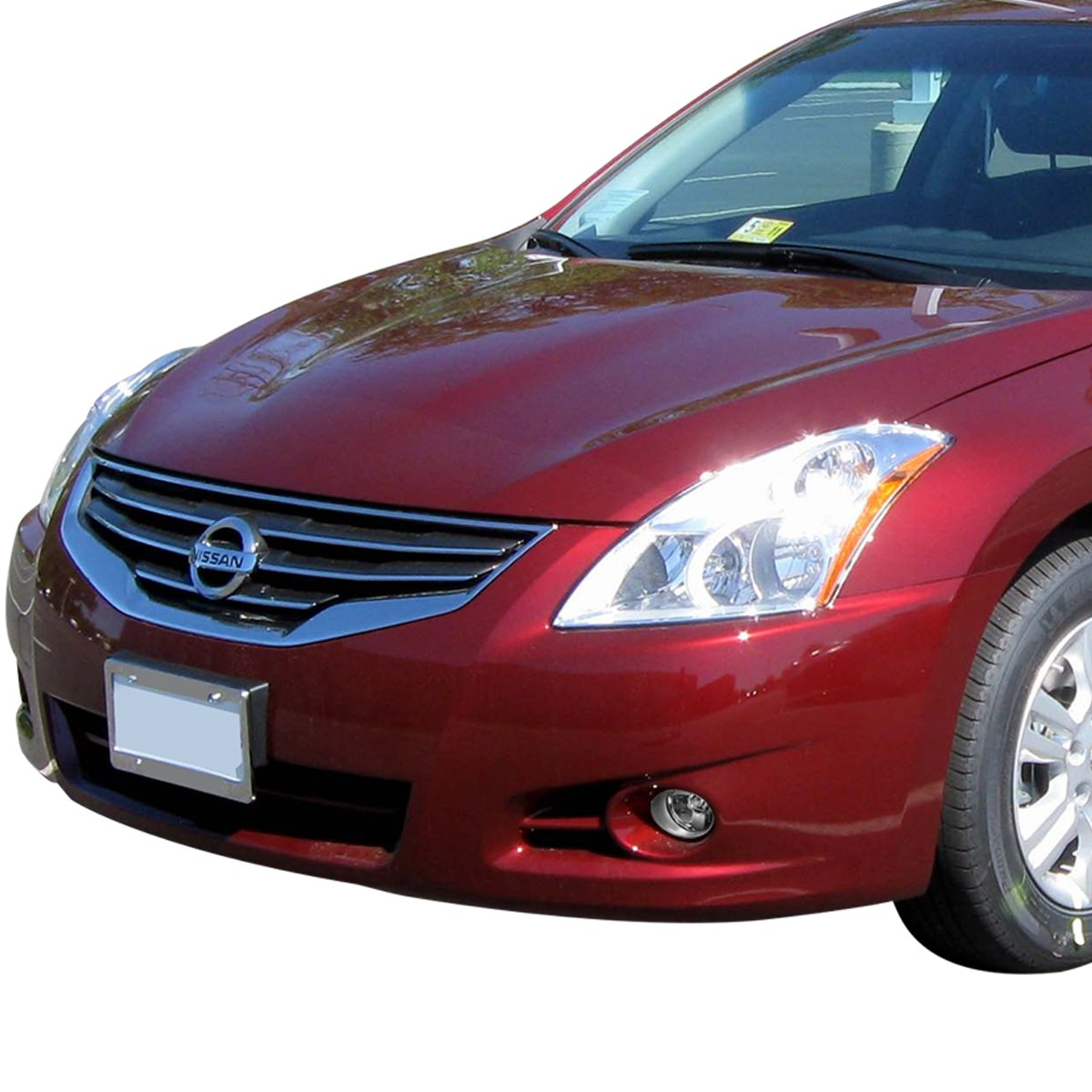For Nissan Altima Fog Light Lamps Switch Blubs Clear Infiniti Lights Wiring Diagram Lens 4 Door Seden Automotive