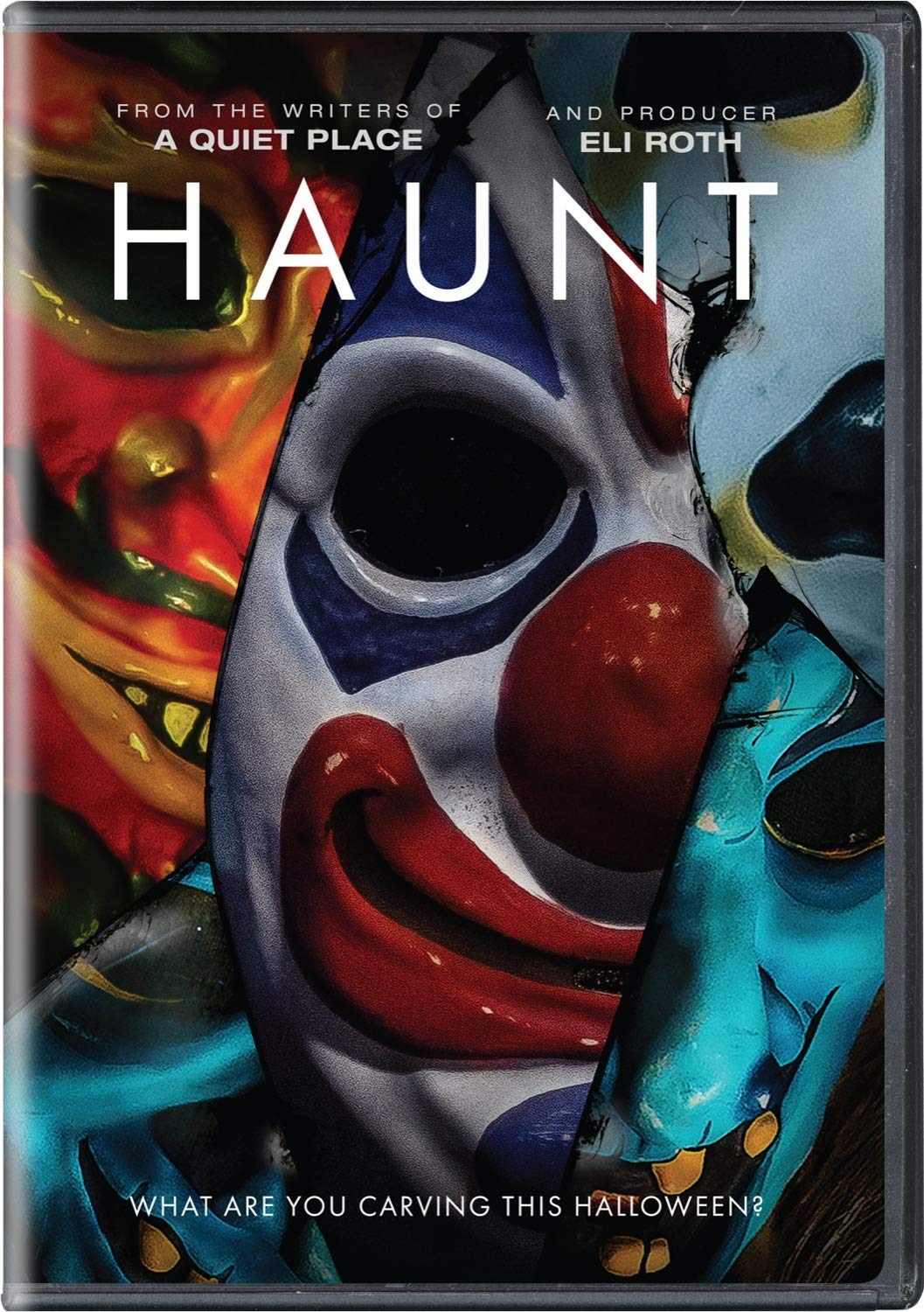 Image result for haunt movie poster