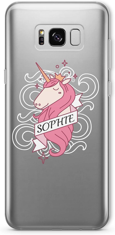 Unicorn PERSONALISED Phone Case for