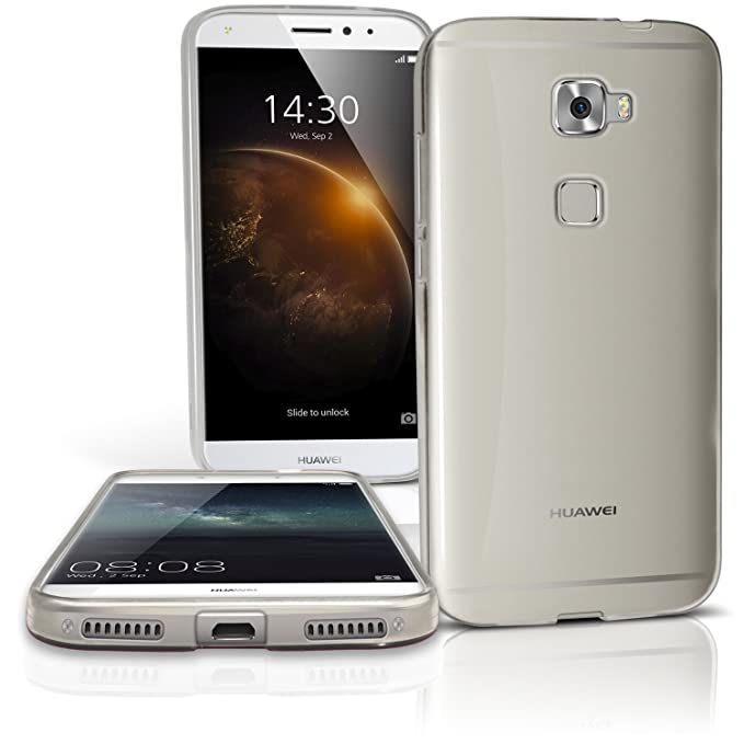 Huawei G8/Clear Case/Carcasa/Gel Case/Protection Case ...