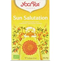 Yogi Tea Yogi Tea zonnegroet 17 infusies 100 g