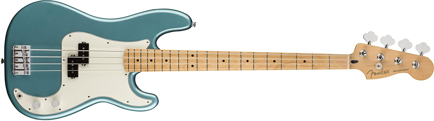 Fender エレキベース Player Precision Bass®, Maple Fingerboard, Tidepool