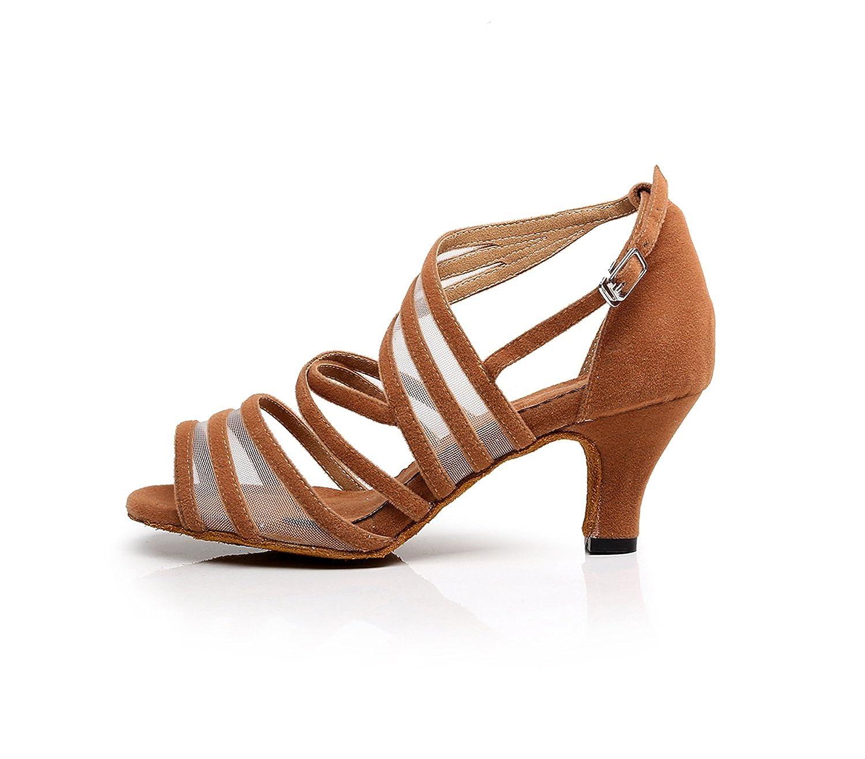 Minitoo - Ballet mujer , color Marrón, talla 39 1/3