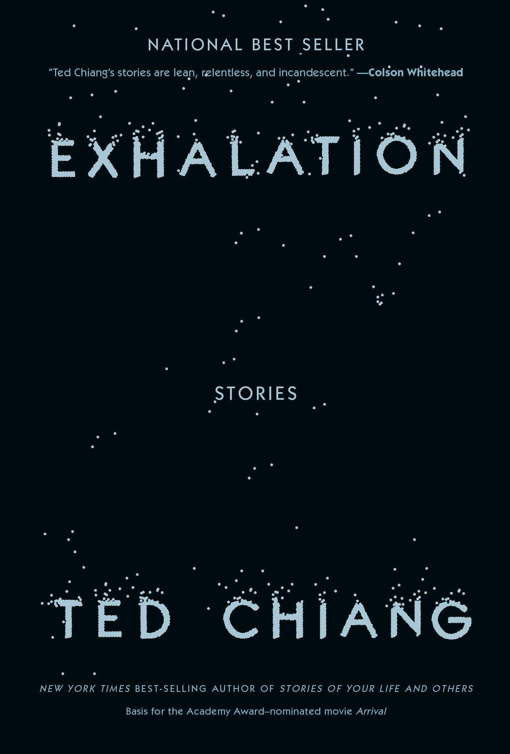 Exhalation: Stories by Knopf