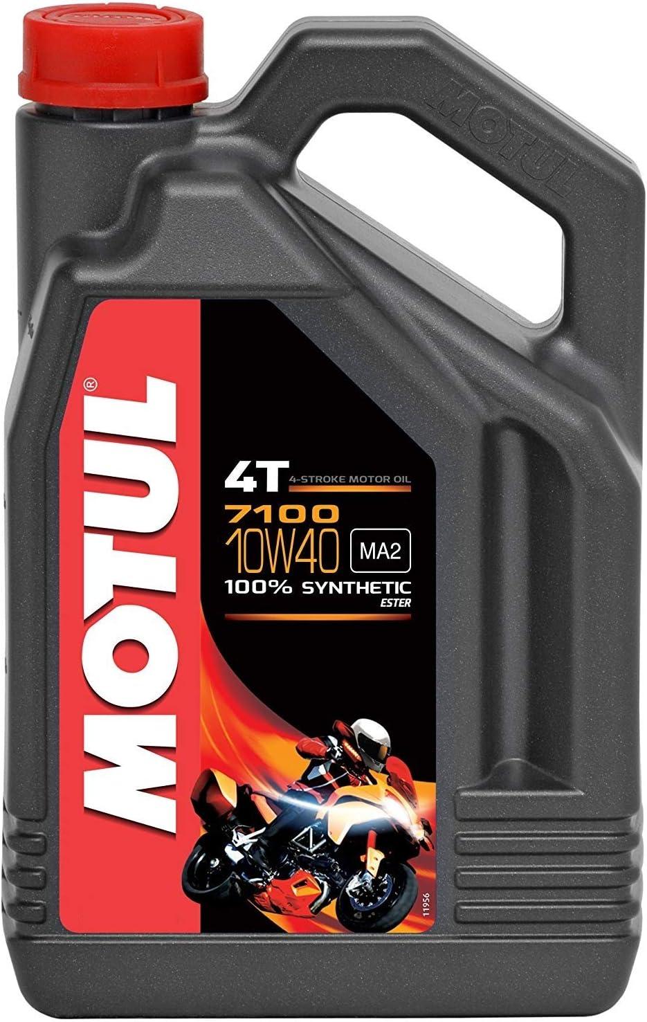 MOTUL 7100 10W40 4T 4L: Amazon.es: Coche y moto