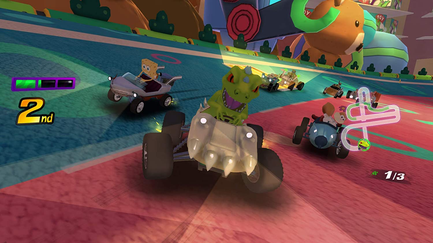 Nickelodeon Kart Racers: Amazon.es: Videojuegos