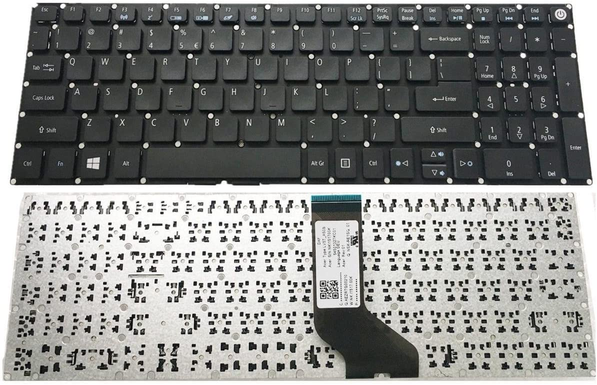 Original New US Black Keyboard for Acer Aspire V3-575 V3-575G V3-575T V3-575TG