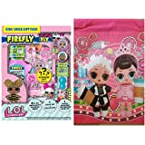 Firefly LOL L.O.L Surprise Toothbrush set plus 13