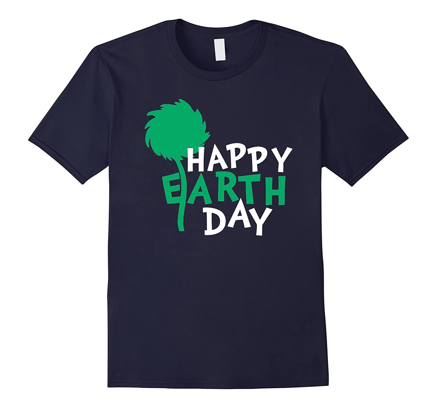 Green Unless March for Science Happy Earth Day 2017 T-Shirt-TH