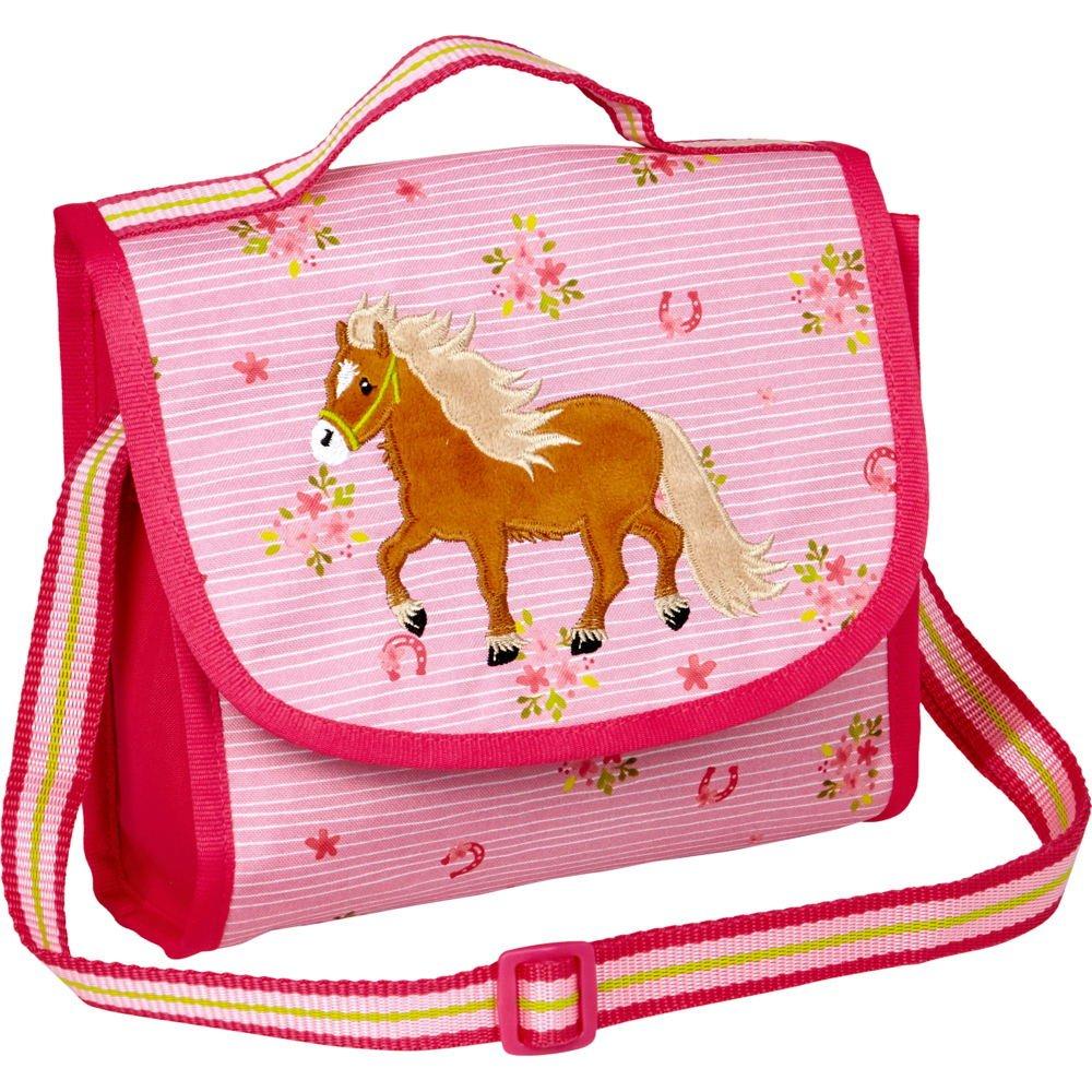 Die Spiegelburg 14522, borsetta da passeggio - adatto per bambine - serie: Gli amici dei cavalli
