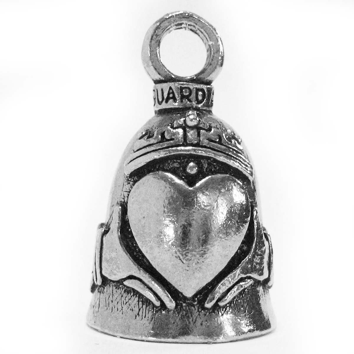 Guardian/® Celtic Claddagh Heart Motorcycle Biker Luck Gremlin Riding Bell Vance 4350397482