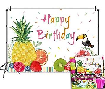 Amazon.com: Daniu - Fondo para fiesta de cumpleaños: Camera ...