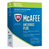 McAfee AntiVirus Plus 2017 10 Devices