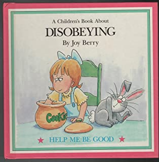 A Children's Book About LYING (Help Me Be Good Series): Joy Wilt ...
