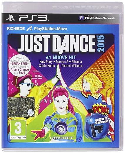 Just Dance 2015 [Importación Italiana]: sony playstation3: Amazon.es: Videojuegos