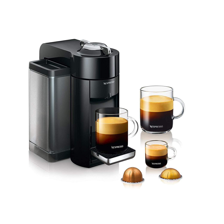 De Longhi Nespresso vertuo | env 150.r Cafetera de cápsulas ...
