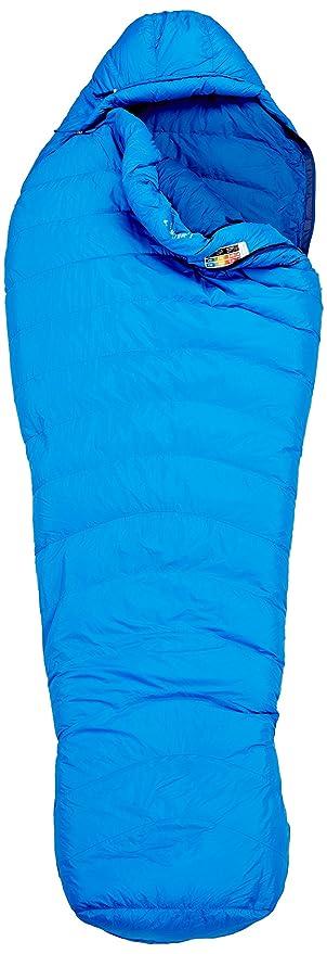 Marmot Helium Saco de Dormir Mummy, Ultraligero, de Verano, para Acampar y Trekking