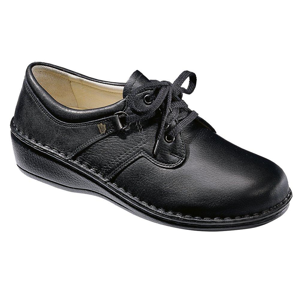 Finn Comfort Women's 96100 Oxfords,Black,39 M EU / 8-8.5 B(M) US