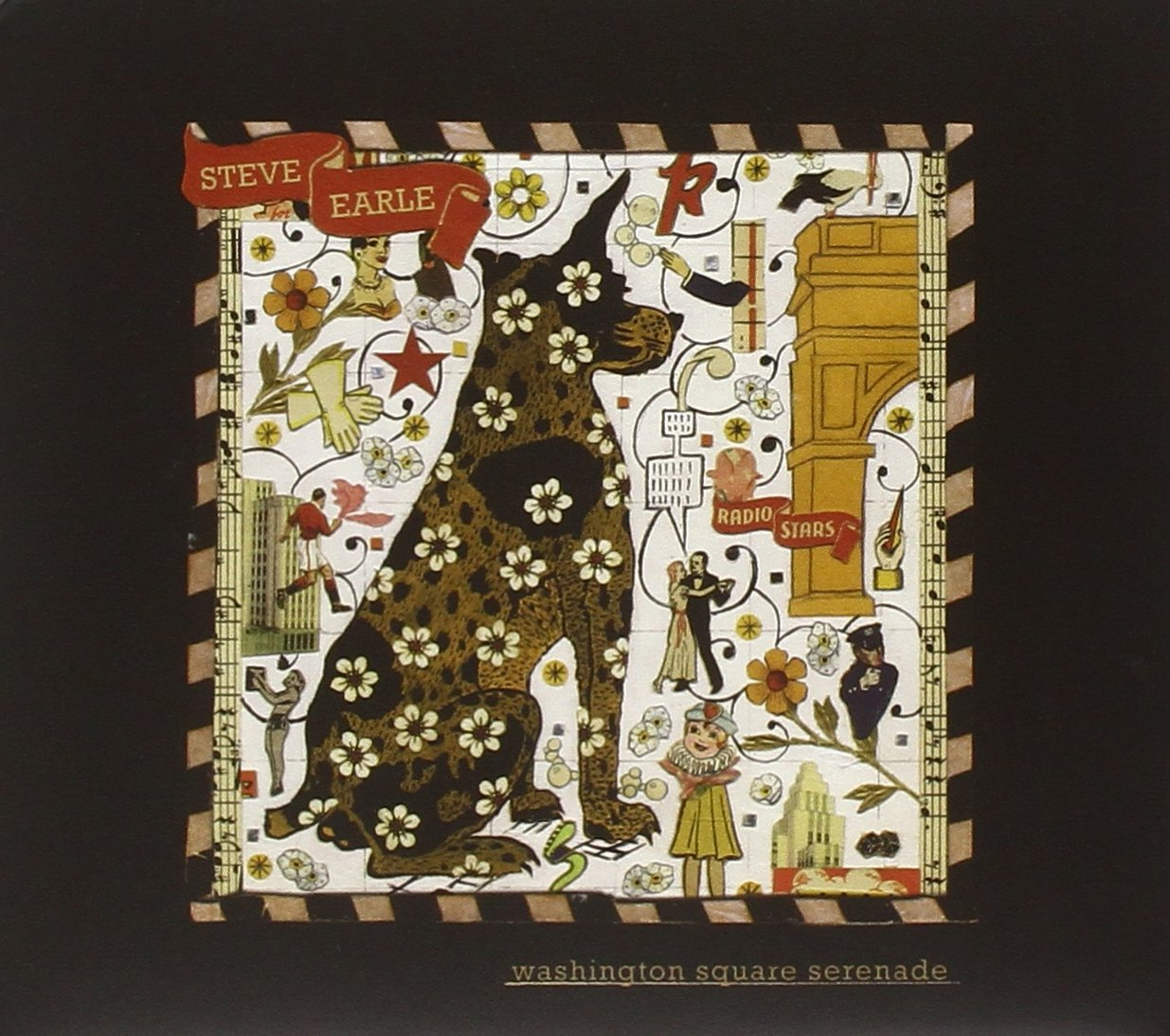 Steve Earle - Washington Square Serenade - Amazon.com Music