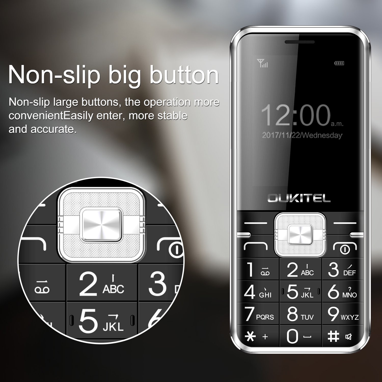 Amazon com: Unlocked Cell Phones, Oukitel L1 Dual SIM GSM Cell Phone