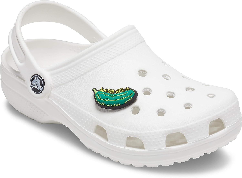 Just Dill With It Pickle Crocs Jibbitz